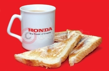 Breakfast With Honda