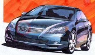 Honda Legend Prototype