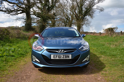 Hyundai i40 Tourer Review (2012)