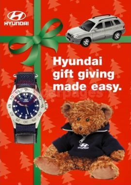 Hyundai Gift Giving Made Easy
