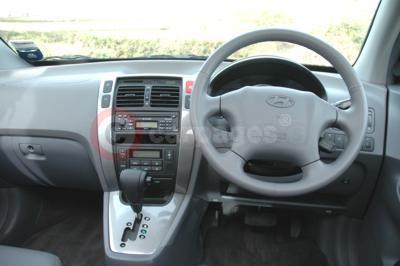 Hyundai Tucson Review | Part Five
