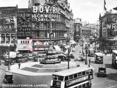Piccadilly Circus 1931