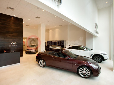 Infiniti Centre - Piccadilly, London