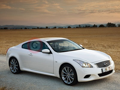 The Infiniti G37S Coupe