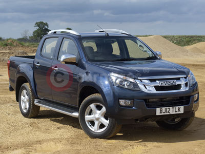 the isuzu d max pick up wins another award. Black Bedroom Furniture Sets. Home Design Ideas