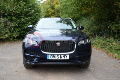 Jaguar F-Pace Review (2016)