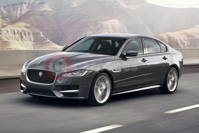 Jaguar XF (MY-2016)