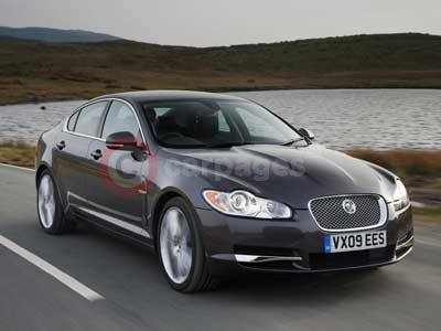 2011 Model Year Jaguar XF
