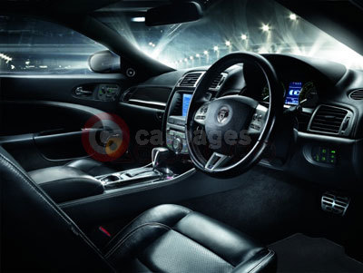 The New Jaguar XKR-S Interior