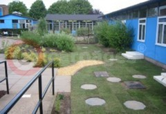 The Garden At Kingsway Community Primary School