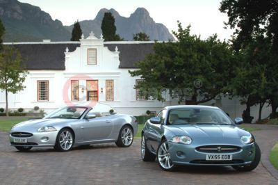 Jaguar XK Coupe and Convertible