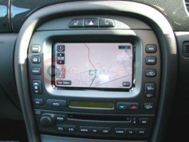 Jaguar on Our Test Car Was Fitted With The Jaguar Alpine Premium Sound