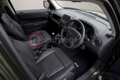Jeep Patriot 2009 Interior