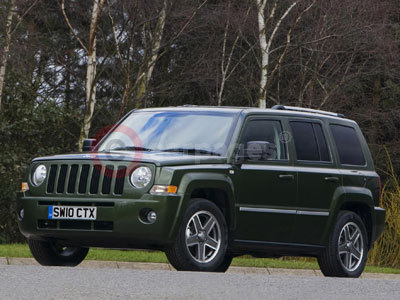 New 2010 Jeep Patriot