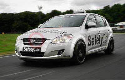 Kia cee'd Safety Car