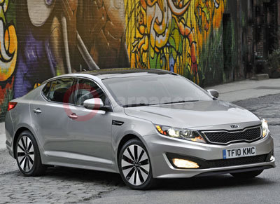 All New Kia Optima