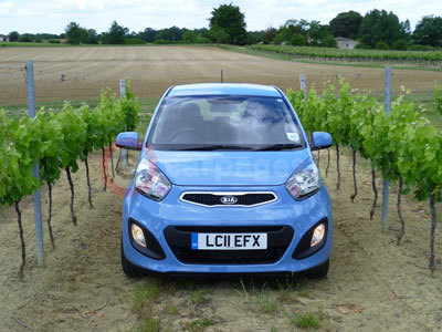 Kia Picanto Review (2012)