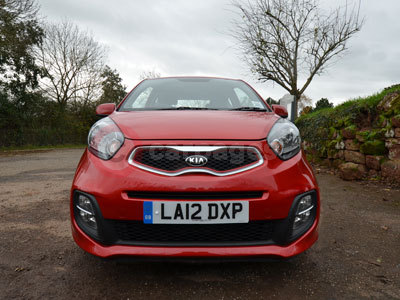 Kia Picanto Review (2013)