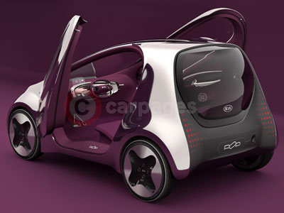 New Kia POP Concept Car