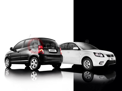 Special Domino Edition Kia Picanto and Kia Rio