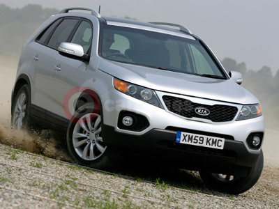 The All New Kia Sorento