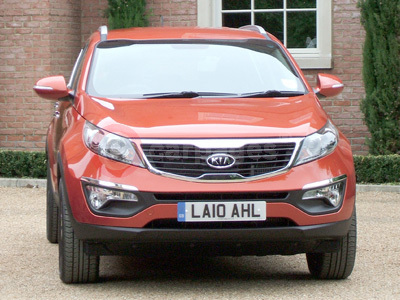 on Kia Sportage News Kia News