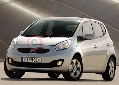 The New Kia Venga