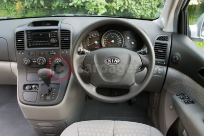 cartoon pupular  Kia Sedona 2003 Interior