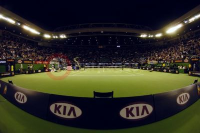 Kia Sponsors The 2006 Australian Open