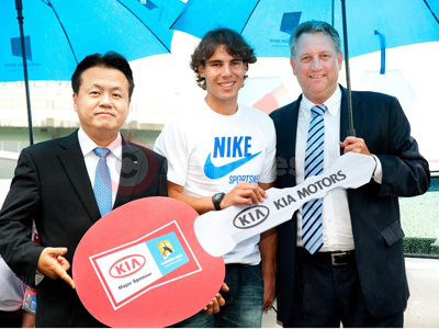 Kia Sponsors The Australian Open