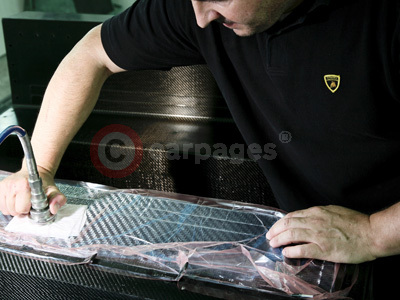 Lamborghini's Advanced Composites Research Centre