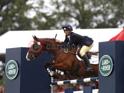 Festival of British Eventing Sponsored by Land Rover