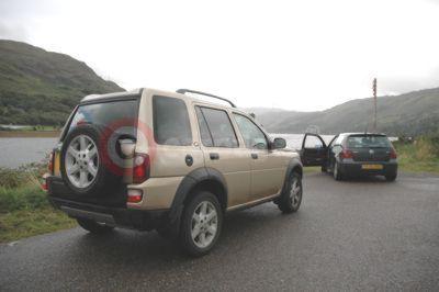 land rover freelander road test 2005. Black Bedroom Furniture Sets. Home Design Ideas