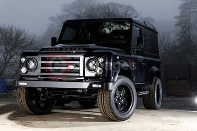 Prindiville Design Land Rover Defender (2012)