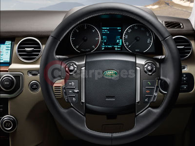 The New Land Rover Discovery 4 Interior