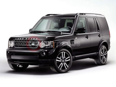 New Land Rover Discovery 4 Landmark Limited Edition
