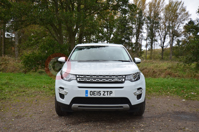Land Rover Discovery Sport Review (2016)