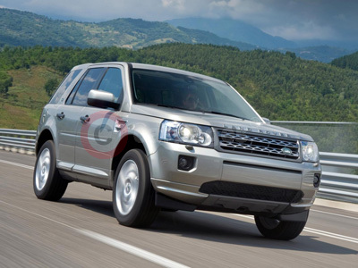 New 2011 Land Rover Freelander 2