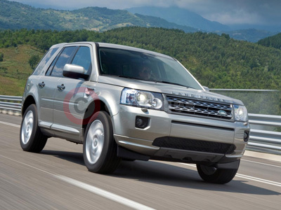 New Land Rover Freelander 2