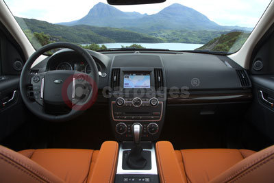 Land Rover Freelander 2 (2013) Interior