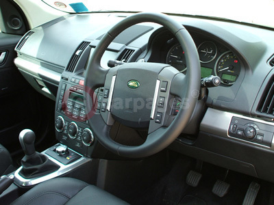 Land Rover Freelander 2 Interior