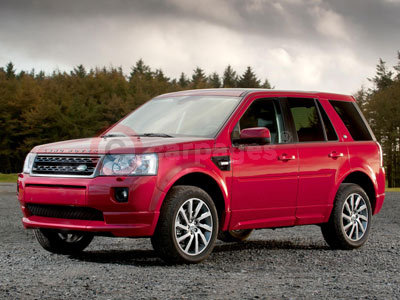 New Land Rover Freelander 2 SD4 Sport Limited Edition