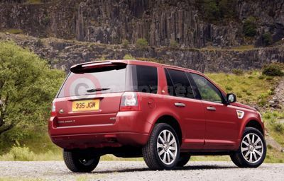 Land Rover Freelander 2 with Premium Pack