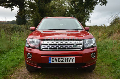 Land Rover Freelander Review (2013)