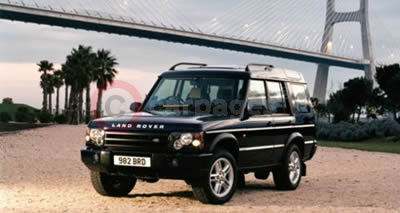 Series II Land Rover Discovery