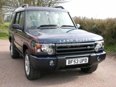 Land Rover Discovery TD5 ES