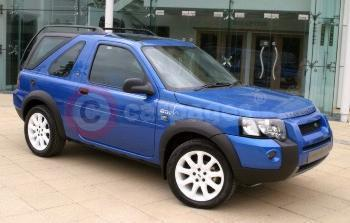 The Freelander Rally Limited Edition