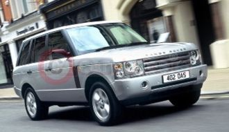 Range Rover Autobiography Edition