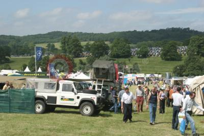 The Land Rover World Show!