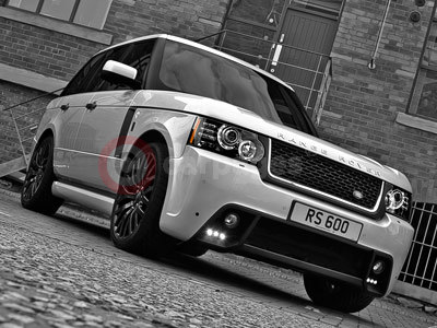 Project Kahn Range Rover 5.0 Supercharger Cosworth Autobiography